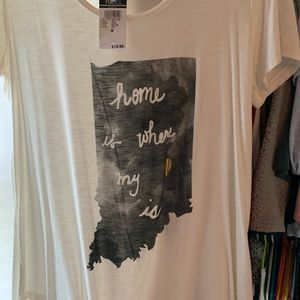 NWT Rue21 top. Size S